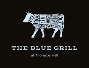 The Blue Grill, Thoresby Hall, Sherwood Forest