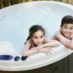 Lodge holidays with hot tub