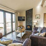 Woodland Escape Living Area