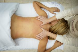 Enjoy a Back Massage at Sherwood