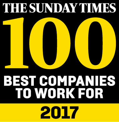 Best Companies To Work For award