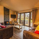 Luxury living area
