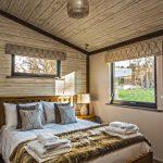 luxury double bedroom