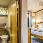 3 bed cabin en suite