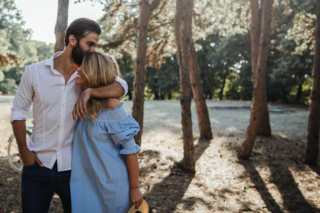 couple holidays Sherwood Forest