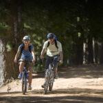 Activities at Sherwood Hideaway, bike trails